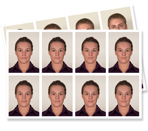 Instant Passport Photos